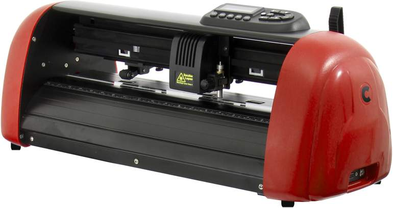 SECABO cutting plotter c30iv with lapos² marking