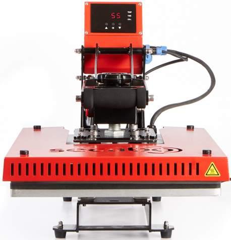 SECABO presse de transfert modulaire tc7 lite 40cm x 50cm